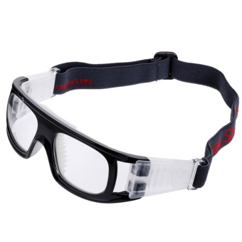 Basketball Soccer Football Sports Protective Anti-fog ExplosionProof Elastic Goggles Eye Safety Glasses for Outdoor Sports - intl - 5