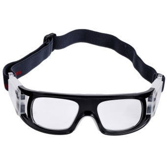 Basketball Soccer Football Sports Protective Anti-fog ExplosionProof Elastic Goggles Eye Safety Glasses for Outdoor Sports - intl - 2