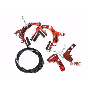 Bicycle bmx Caliper Brake Alloy complete set