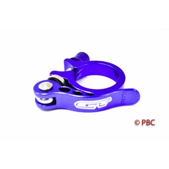 Bicycle Seat Clamp alloy QR 34.9 - 2
