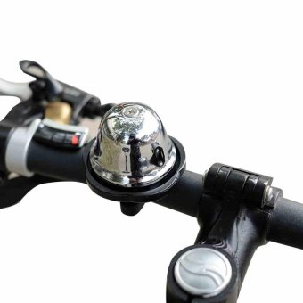 Bike Bicycle Cycling Mountain MTB BMX Handle Bar Bell Ring AluminumAlloy - intl