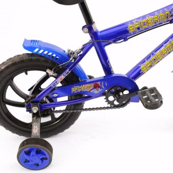 bmx 14 spiderman kids bike - 3