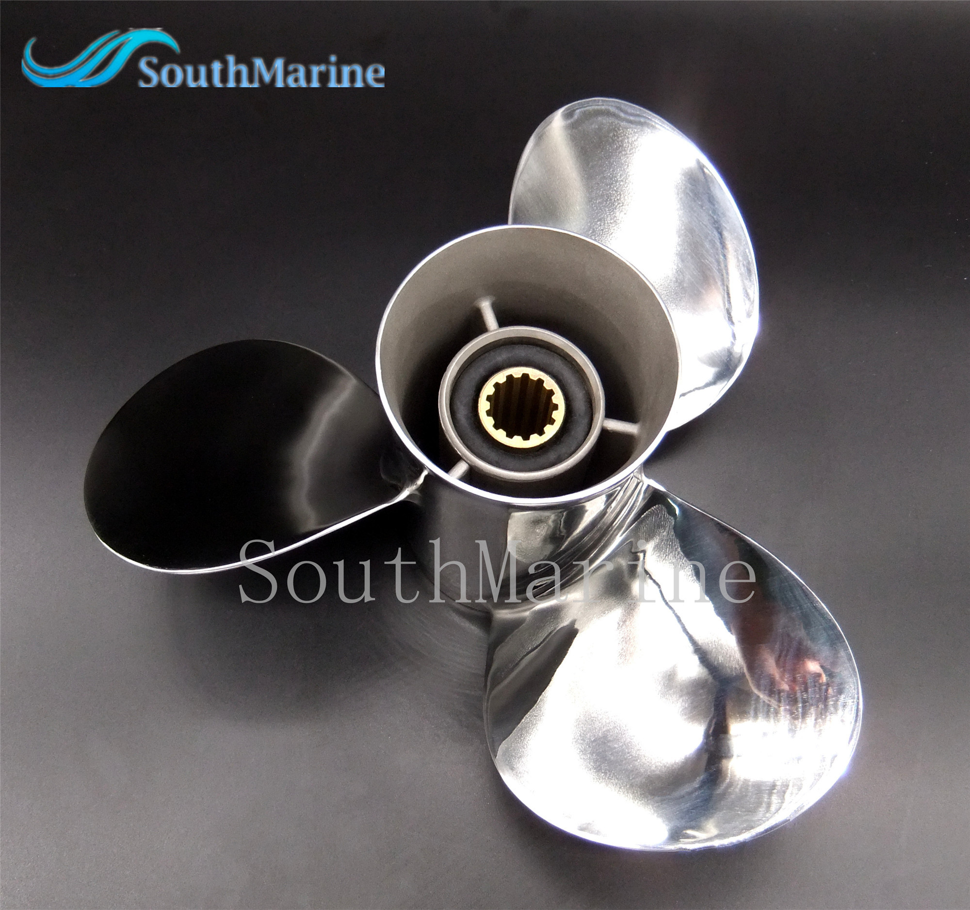 Philippines | Boat Motor Stainless Steel Propeller 11 1/8x13
