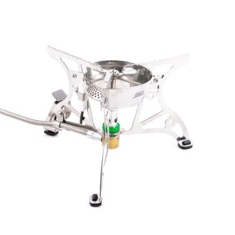 BRS Camping Stove (Silver) - picture 2