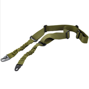 Buytra Adjustable 2 Point Tactical Strap Bungee