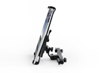 Car Back Seat Headrest Mount Holder for iPad 2/3/4/5 Galaxy TabletPCs - intl - 3