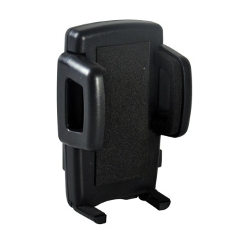 Car Mount Car Smartphone Holder with Dual USB 2.1A Cigarettelighter Charger - intl - 5