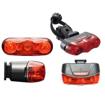 Cateye Rapid 3 Tail Light - picture 2