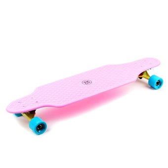 """Chaser 33"""" Plastic Longboard (Lilac)"""