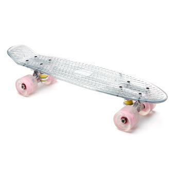 Chaser Lumi Skateboard (Transparent)