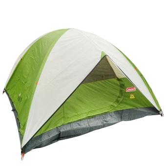 Coleman 4-Person Sundome Tent (Green)