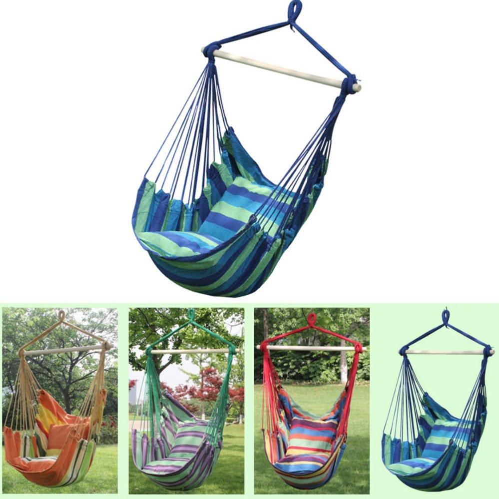 Philippines | Comfort Hanging Hammock Chair Outdoor Garden Rope ...
