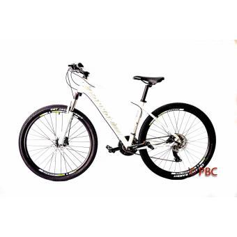 Connor Mountain Bike 27.5x16 Alloy White (HYDRAULIC DISC BRAKES) MTB
