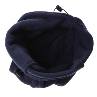 Dark Blue Thermal Balaclava Hood Outdoor Ski Winter Windproof Face Mask Hat - picture 2