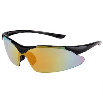 DHS Bicycle Glasses with Anti fog Lenses - Intl - picture 2