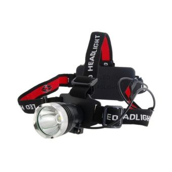 DHS CL 2636 3 Modes CREE T6 160 LM LED Head Lamp (Black) (Intl)