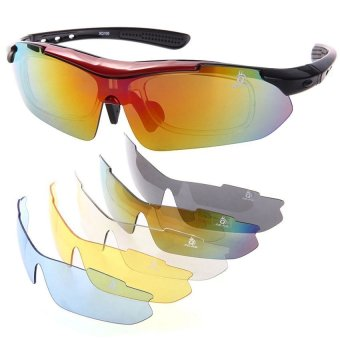 DHS Polarized Outdoor Sunglasses - Intl