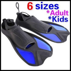 PHP 1.249. Diving Fins Flipper Snorkeling Shoes Underwater Swimming Diver Snorkeling Feet Shoe Swimmer Water Sport ...