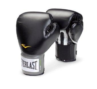 Everlast Women's Pro Style Training Gloves 10oz (Black)