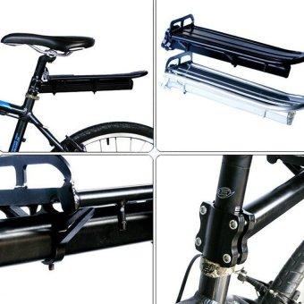 Extendable Aluminum Alloy Bike Rear Seat Post Rack - Intl - picture 2