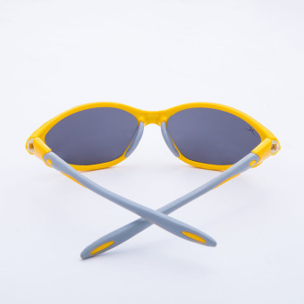 Fashion Polarized Men Women Cycle Glasses Bike Sports Sunglasses Grey - INTL - picture 2