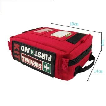 First Aid Kits Survival Gear Medical Trauma Kit Rescue Bag Kit Car Bag Emergency Kits - intl - 5