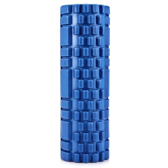 Fitness Floating Point EVA Yoga Foam Roller for Physio Massage Pilates - BLUE (Intl) - picture 3