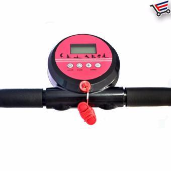 Foldable Motorized Home Treadmill (Black) Yalta XP-PM001 - 4
