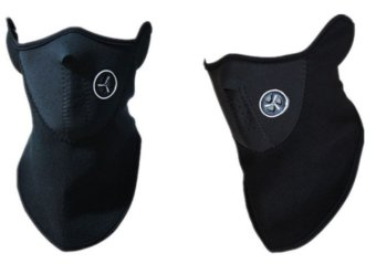 Fortress Motor/Bike Neck Warm Sports Facemask