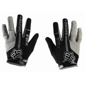 Fortress Motorcycle /Bike Cycling Full Finger Gloves (FF1)