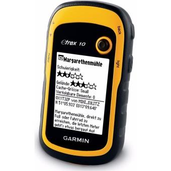 Garmin eTrex 10 Worldwide Handheld GPS Navigator - intl - 4