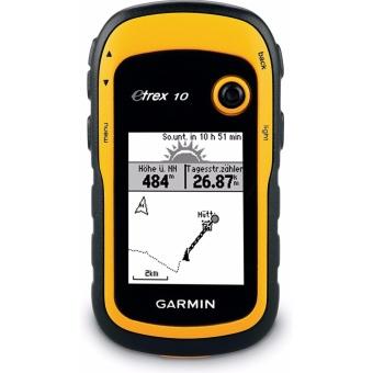Garmin eTrex 10 Worldwide Handheld GPS Navigator - intl - 5
