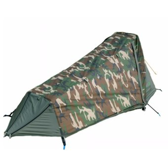GEERTOP 1 Prson 4 Season Lightweight Aluminum Pole Backpacking BivyTent For Outdoor Camping Hiking