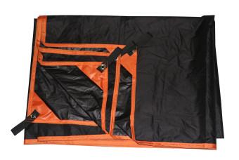 GEERTOP Tent Ground Sheet - 2 Persons 210 x 145 cm UltralightWaterproof Mat Groundsheet Tarp, For Camping Hiking Picnic (4sizes). - 2