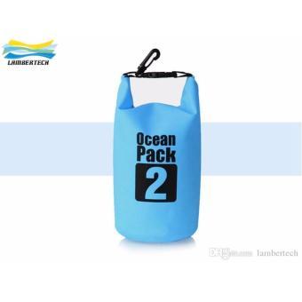 GS Heavy Duty Ocean Pack Waterproof Dry Bag 2L - 5