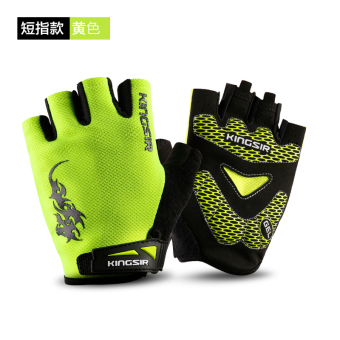Half finger men summer men and women riding gloves bike gloves