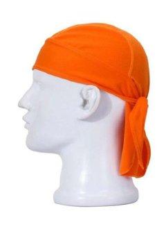 Hengsong Bandana Cycling Headband Orange
