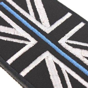 HKS Backup Velcro Patches National Flag UK Flag Emblem Hook & Loop Tapes - Intl - picture 2