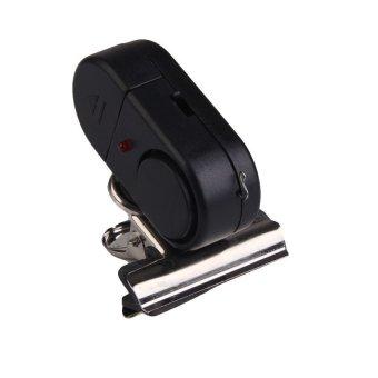 HKS Clip on Fishing Rod Electronic Bite Fish Sound Alarm Bell Fishing Rod LED - Intl - picture 2