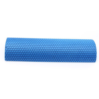 HKS EVA Yoga Half Round Foam Roller (Blue) (Intl) - picture 3
