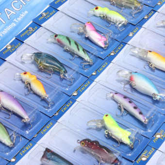 HKS Fishing Lures Set of 30 - INTL - picture 2
