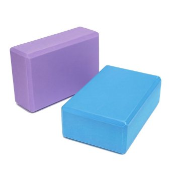 HKS Yoga EVA Foam Block / Brick Foaming Stretch Home Exercise Gym Exercise Fitness - Intl - picture 4