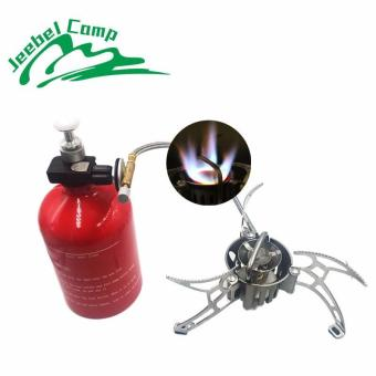 Harga DAS-8 1000ml big capacity Oil/Gas multi fuel gas stove outdoor camping portable gas burners - intl