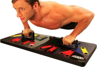 Power Press Push Up - Complete Push Up Training System - intl Price Philippines