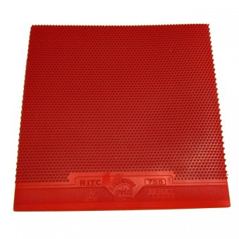 Harga RITC 755 Tack Speed Table Tennis Rubber (Red)