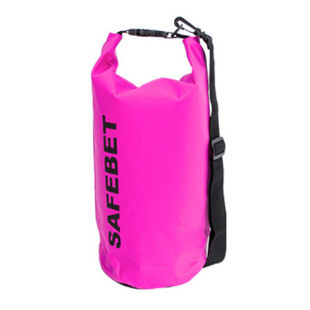 Harga SAFEBET Waterproof Sport Dry Bag Belt Shoulder Strap - 5L (rose red) - Intl