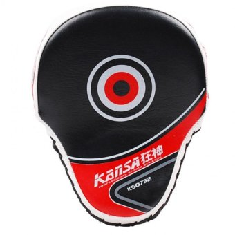 Thai MMA Focus Kick Boxing Gym Training Mitt Hand Target Muay Glove Punch Pad - INTL Price Philippines