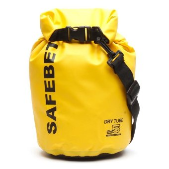 Harga SafeBet 5.0L Dry Bag (Yellow)