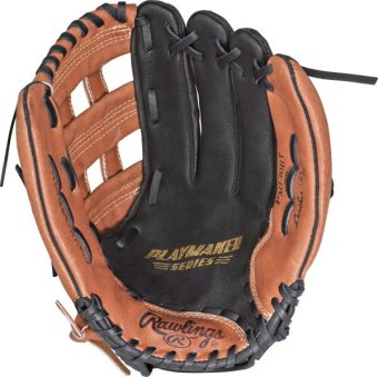 "Rawlings PM130BT Playmaker Softball Gloves 13"" (Brown/Black) Price Philippines"