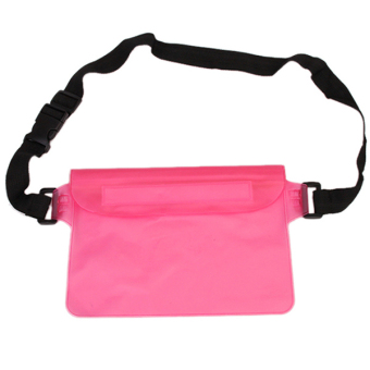 HANG-QIAO Waterproof Bag for Mobiles (Pink) Price Philippines